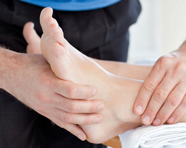 Custom-Made-Laser-Scanned-Orthotic---Dorval-Physiotherapy-in-Oakville