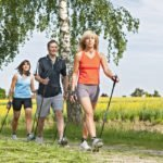 Walking-Poles-Dorval-Physiotherapy-Oakville