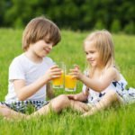 How Much Fruit Juice Should Your Kids Drink?
