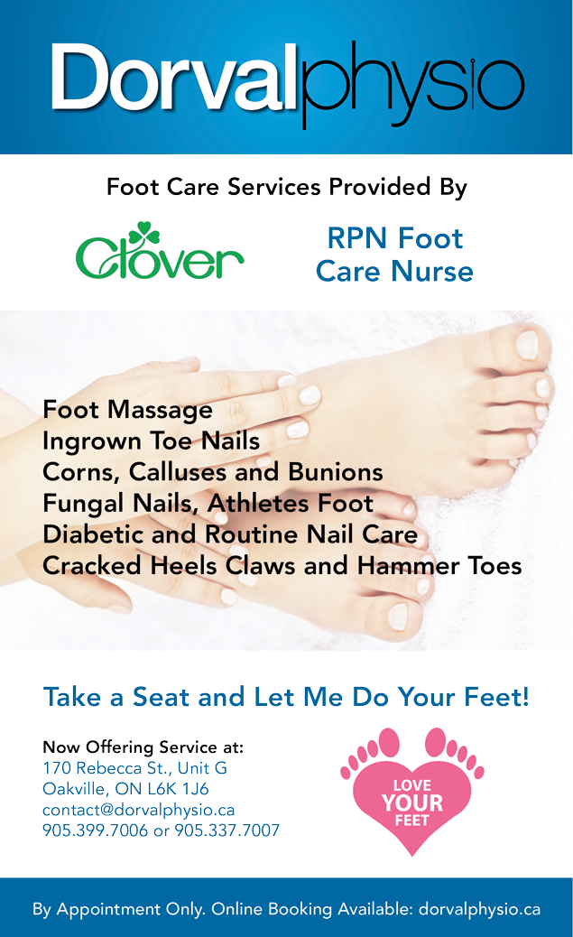 Dorval-Physio-Foot-Care-Website