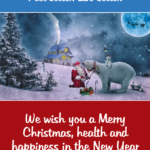 Merry Christmas and Happy New Year from Dorval Physio