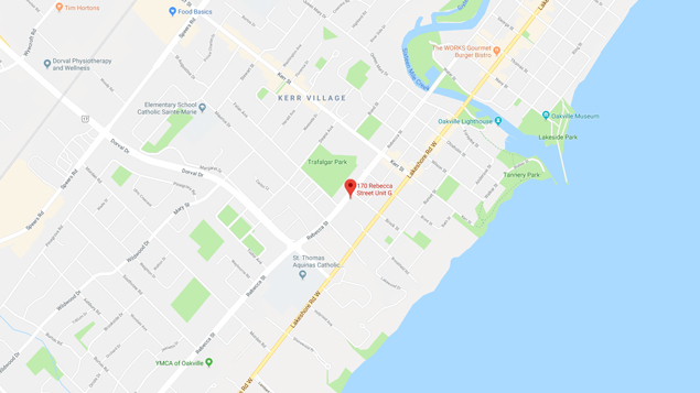 Google-Map-Dorval-Physio