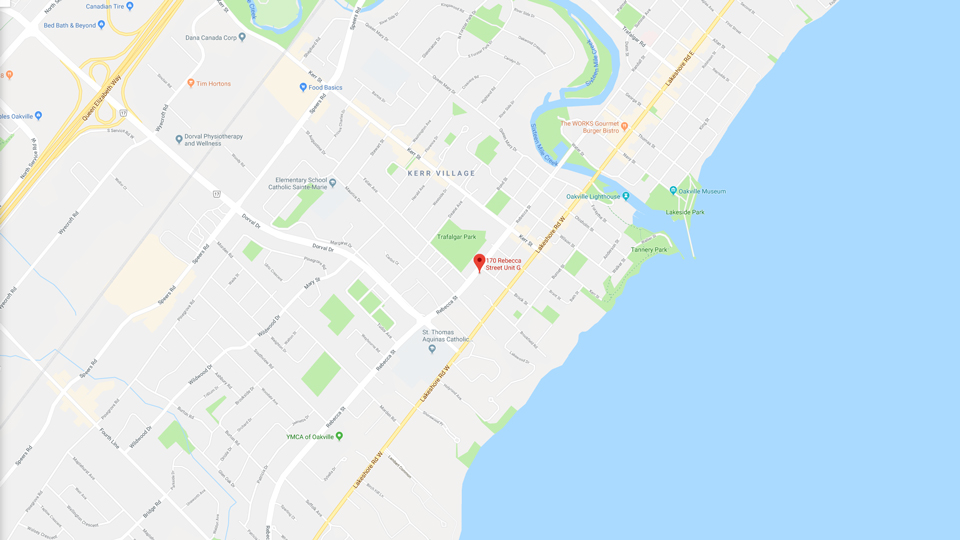 Google-Map-Home-Page-Dorval-Physio