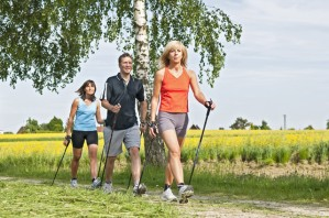 Could Walking Poles Help Me Get More Out of my Daily Walk?